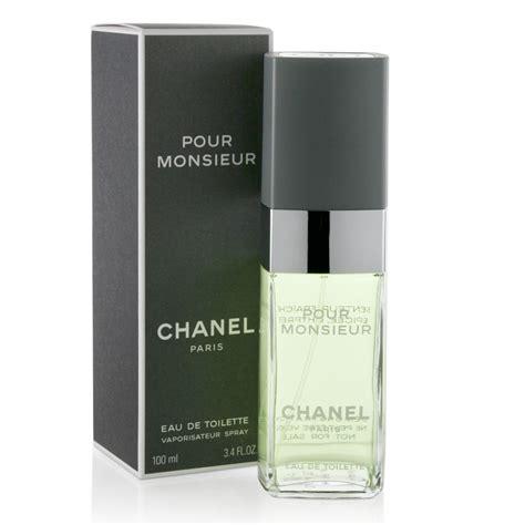 Parfum Chanel Pour Monsieur chanel pour monsieur eau de toilette 100ml s of