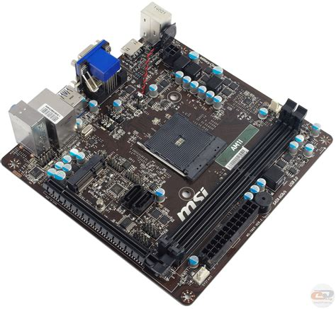 Msi Am1i Am1 motherboard msi am1i for platform amd am1 review and performance testing gecid