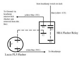 headl flasher electrical instruments by