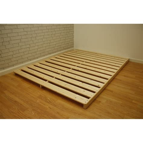 futon frame and mattress shiki futon bed
