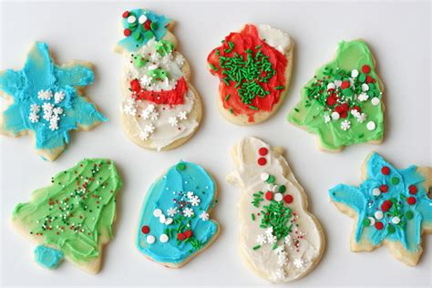 cookie decorating kits for kids and easy butter frosting
