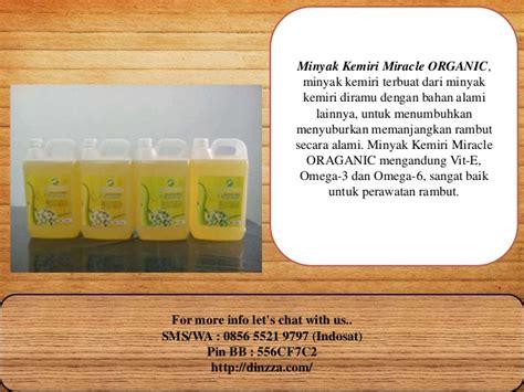 Minyak Kemiri Miracle pabrik minyak almond 0856 5521 9797 indosat