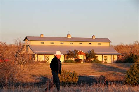 wise county horse ranch  stephen  chambers architects