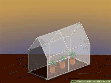 diy indoor greenhouses   easily  shelterness