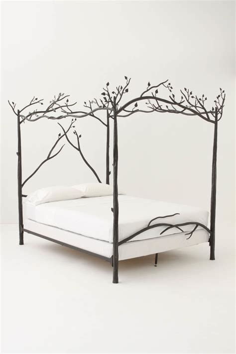 furniture tremendeous iron canopy beds for bedroom