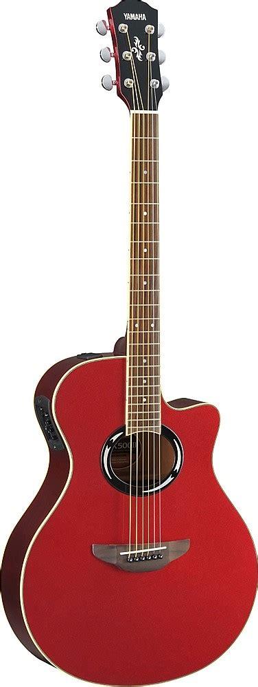Gitar Yamaha Akustik Elektrik Apx500ii White Free Quality S 1 yamaha apx500ii review chorder