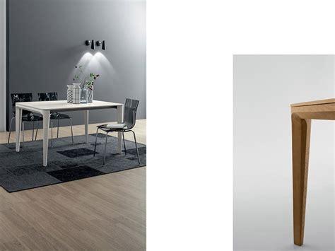 tavoli tonin casa prezzi tavolo in legno rettangolare dafne tonin casa a prezzo