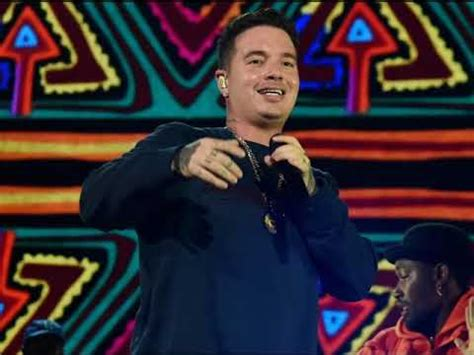 j balvin concert j balvin performs at one voice somos live a concert for