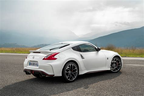 nissan 370z nismo stance refreshed nissan 370z nismo goes on sale in europe in
