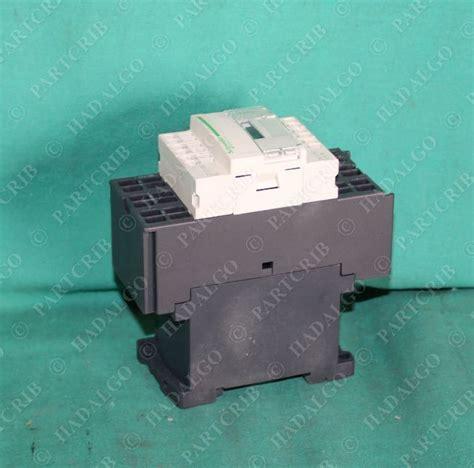 schneider lc1d183bl contactor relay starter