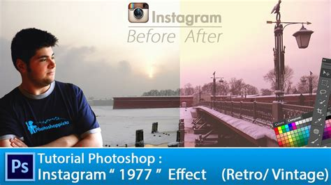tutorial photoshop cs6 instagram tutorial photoshop cs6 instagram quot 1977 quot original effect