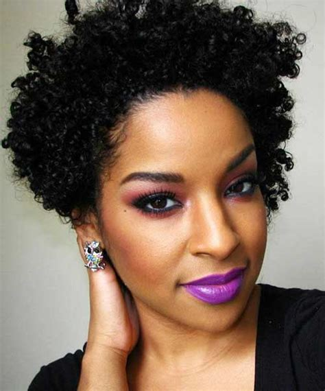 short curly hairstyles for black women with natural hair afro bob hairstyles the best short hairstyles for women 2016