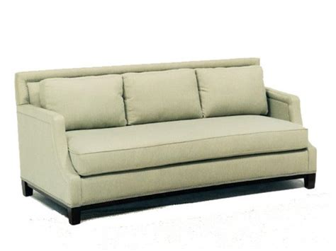 precedent furniture 2535 s1 one cushion sofa interiors