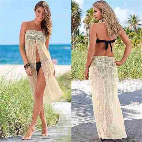 como hacer vestidos con pareos vestidos y pareos para playa 280 00 c u 280 00 en