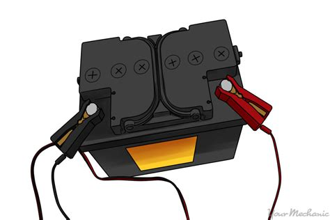 how to charge a car battery yourmechanic advice
