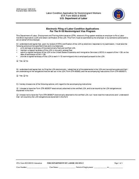 labor certification approval letter labor condition application