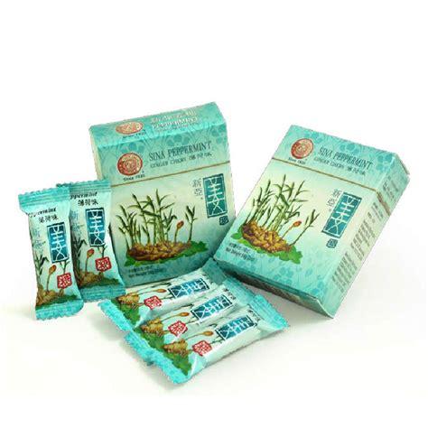 Permen Ginseng Untuk Kesehatan jual permen jahe peppermint chews 56g sinduamritha