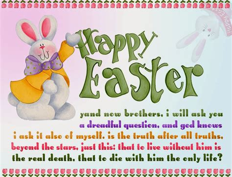 Happy easter wishes and greetings sms and wallpapers happy easter religious messages m4hsunfo