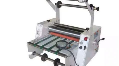 Mesin Laminasi A3 mesin laminasi a3 32x48 ud wijaya supplier mesin