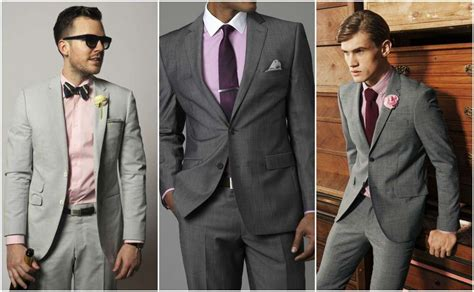 shirt with light grey suit suit and tie combinations with a pink shirt the idle man