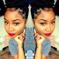 no edges still cute edgy edges on pinterest goddess braids box braids and