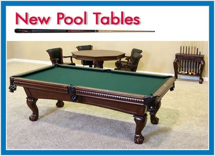 pool table chicago new and used pool tables chicago