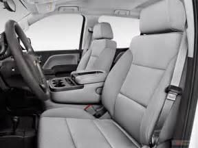 Chair Armrest Covers 2018 Chevrolet Silverado 1500 Interior U S News Amp World