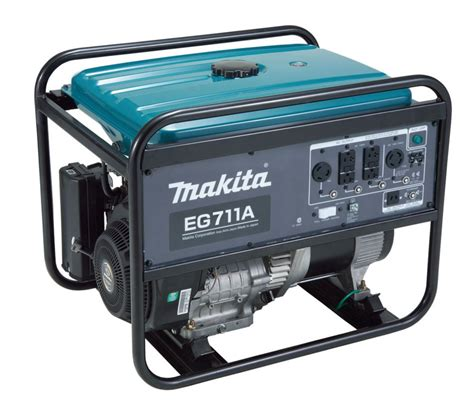 makita 404 cc generator 7100 watt the home depot canada