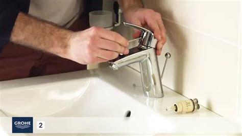 lavabo de cuisine comment changer facilement une cartouche d un mitigeur