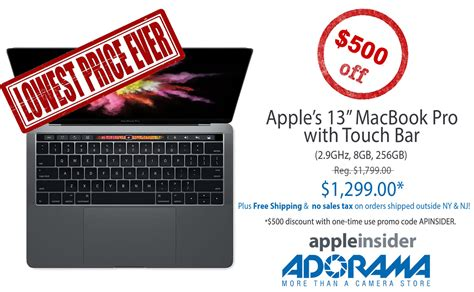 Promo New Macbook Pro 13 Mlh12 Touch Bar Grey I5 8gb 256gb Bnib last call lowest prices 13 quot touch bar macbook pro