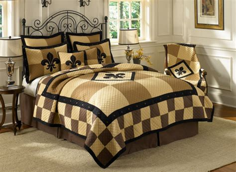 Fleur De Lis Bed Set Fleur De Lis Patchwork By Donna Sharp Quilts