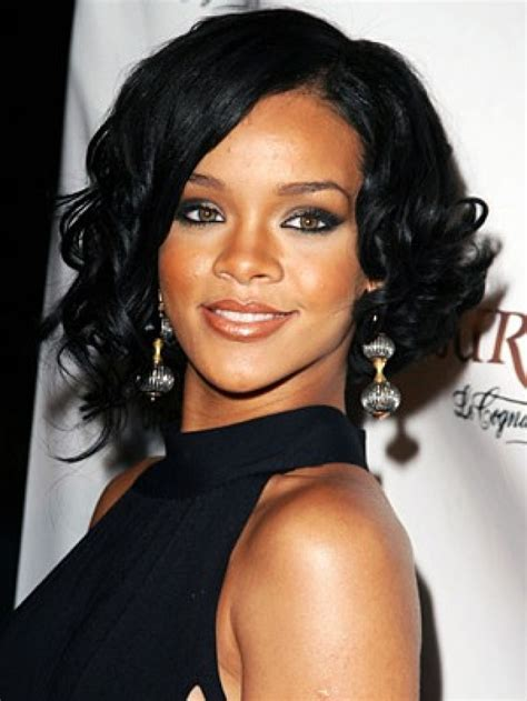 long bob haircuts for black women the best short curly bob hairstyles black women hairstyles 2013 are