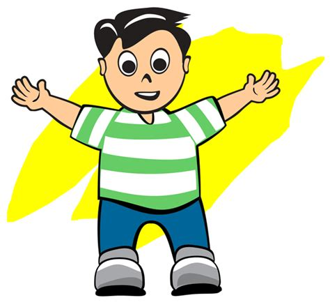 Free Boy Clipart Clipart Best Picture Of Boy And Free
