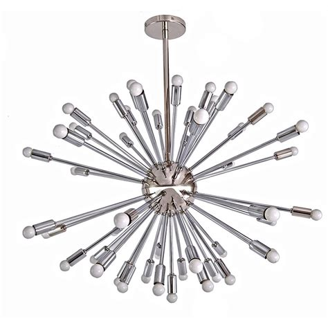 sputnik chandelier modern chrome multi light sputnik chandelier custom