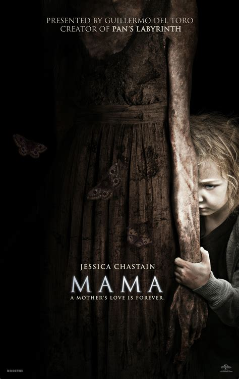 film ghost movie mama 2013 review the wolfman cometh