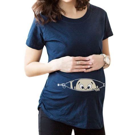 Maternity Lettering T Shirt aliexpress buy t shirts maternity