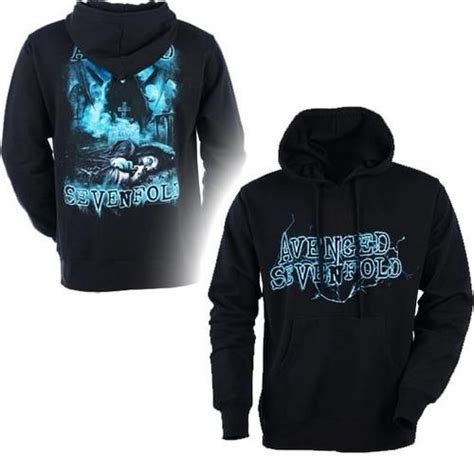 Sweater Avenged Sevenfold Abu Zemba Clothing avenged sevenfold nightmare hoodie my favourite of clothing must haves for a o