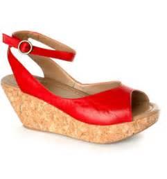 Wafa Cork Sandal From Office shoe daydreams july 2007