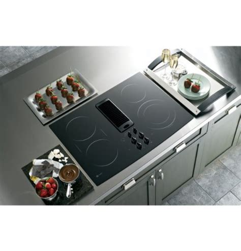 cheap electric cooktop cheap ge profile pp989dnbb 30 electric cooktop