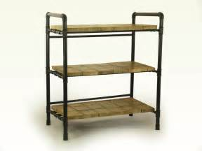 pipe shelving unit industrial shelves loft shelving unit gas pipes by
