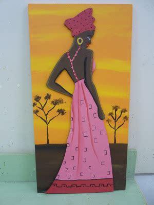 imagenes negras africanas para cuadros creaciones de silvia africanas de alicia y vanesa