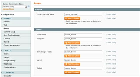layout config xml magento how to install a magento theme k2 service
