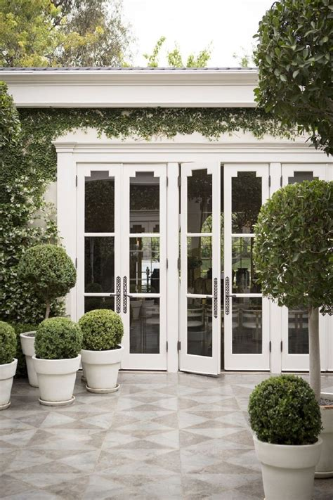 backyard door 4 innovative designs for patio and french doors