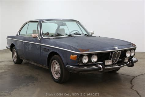 Bmw 3 0 Cs by 1972 Bmw 3 0 Cs Coupe Beverly Car Club