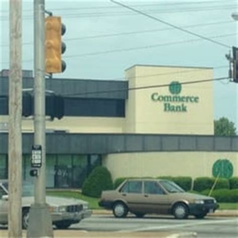 commerce bank of missouri commerce bank bank building societies 1345 e