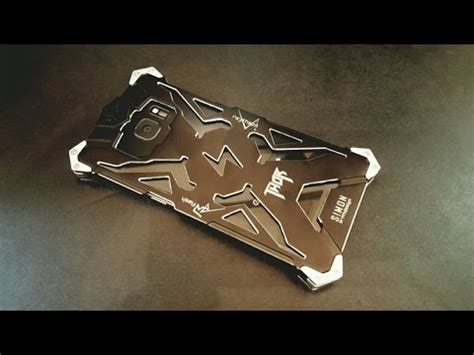 Terbaik Simon Thor Bumper Gold For Samsung Galaxy S7 Edge thor aluminum s6 edge plus doovi