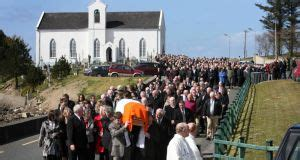 fiery feuds laid aside at funeral of harry blaney