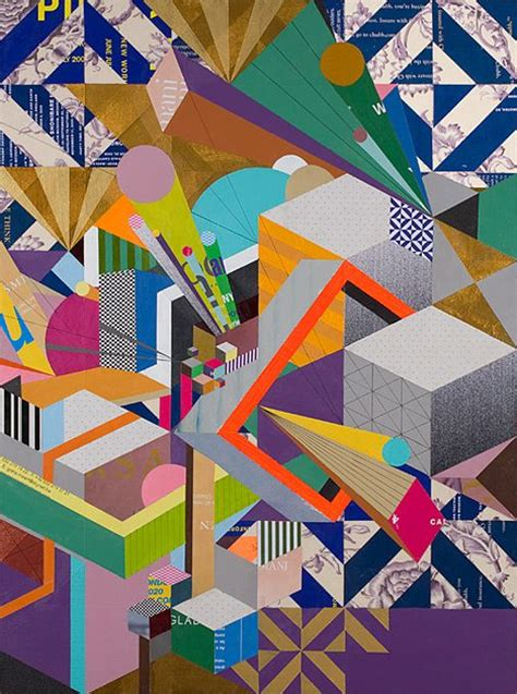 images  geometric collages  pinterest
