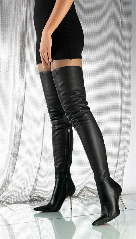 arollo thigh high boots 2011