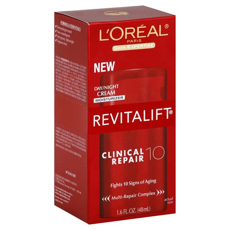 L Oreal Clinical l oreal skin expertise revitalift moisturizer day